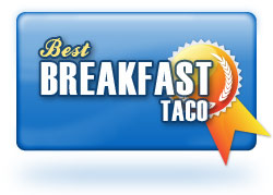 Best Breakfast Taco
