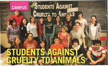 Students Against Cruelty to Animals